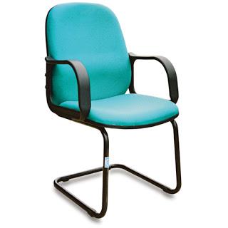 Ghế chân quỳ lưng trung SL225S