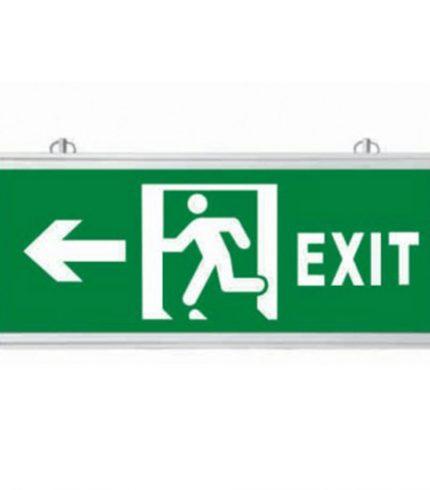 Đèn chỉ dẫn thoát hiểm 2 mặt Asia Pacific có chỉ hướng APL-EXIT-3W